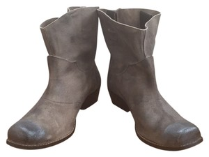 Matisse Gray/brown/silver Boots