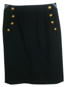 Ann Taylor Pencil Pencil Skirt Black