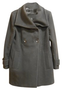 AK Anne Klein Wool Pea Pea Coat