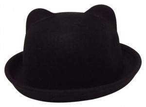 Other Ears Bowler Hat