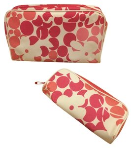 Clinique Set of Two Summertime Clinique Cosmetic Bags
