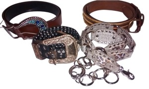 *SALE*Asst leather belts