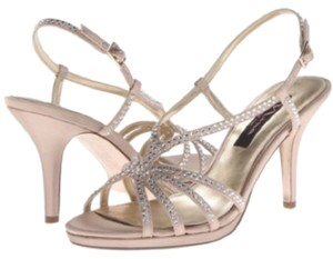Nina Blush Beige Pumps