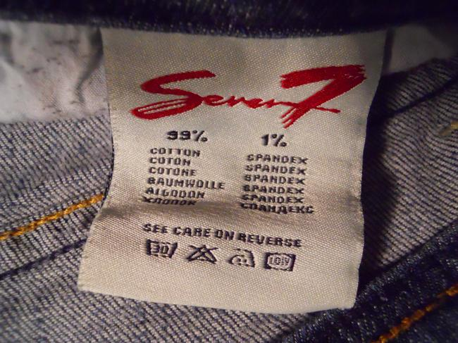 Seven7 Boot Cut Jeans-Medium Wash Image 5