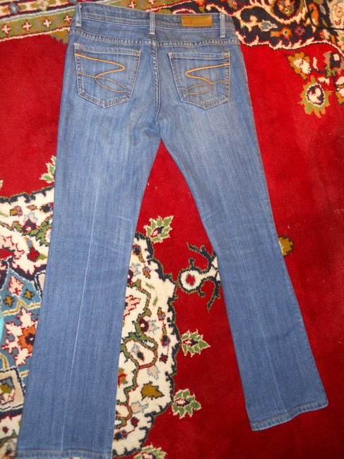 Seven7 Boot Cut Jeans-Medium Wash Image 8