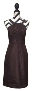 J.Crew short dress Chocolate on Tradesy