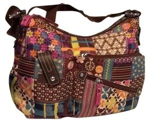 Lily Bloom Shoulder Bag