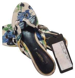 Dolce&Gabbana Multi-Color Sandals