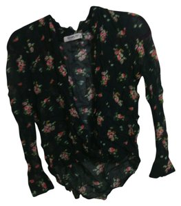 Sam & Lavi Top Floral Print