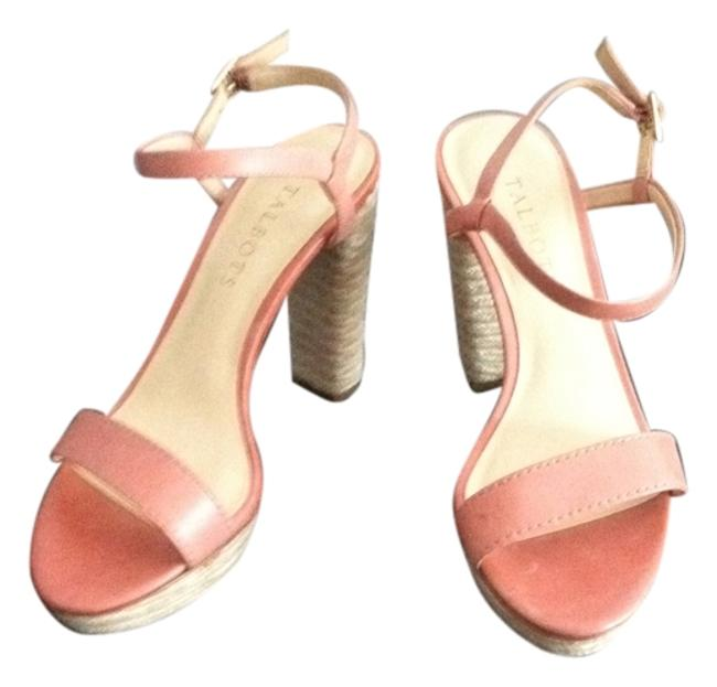 Item - Pastel Pink Sandals Size US 6.5 Regular (M, B)