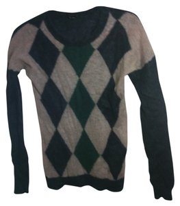 Theory Buttons Sweater