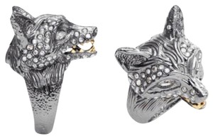 Alexis Bittar Dark Phoenix Fox Ring