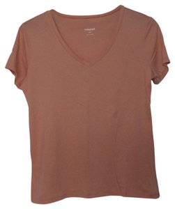 Old Navy Relaxed Cotton T Shirt Peach