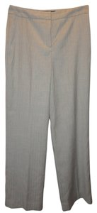 Signature by Larry Levine Signature by Larry Levine gray pinstripe pants, size 8P