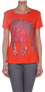 Gianfranco Ferre T Shirt Orange