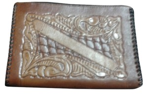 Other Vintage clutch with stitching