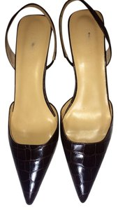 J.Crew Chocolate Pumps