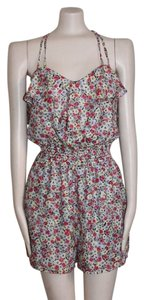 BCBGeneration Summer Print Floral Dress