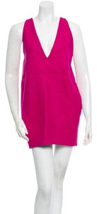 Dolce&Gabbana short dress Pink on Tradesy