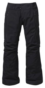 Patagonia Boot Cut Pants Black