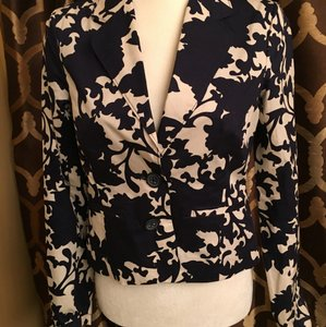 Old Navy Blue & White Blazer