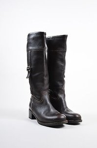 La Canadienne Leather Brown Boots