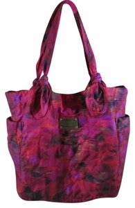 Marc by Marc Jacobs Nylon Nylon Medium Purse Tote in Pink Multi