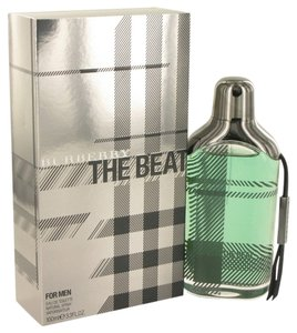 Burberry BURBERRY THE BEAT by BURBERRY EDT for Men ~ 3.4 oz / 100 ml