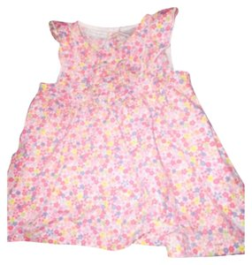 First impressions short dress Floral on Tradesy