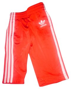 adidas Straight Pants Red