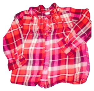 H&M Button Down Shirt Plaid