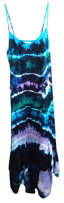 Tie Dye Maxi Dress by Billabong