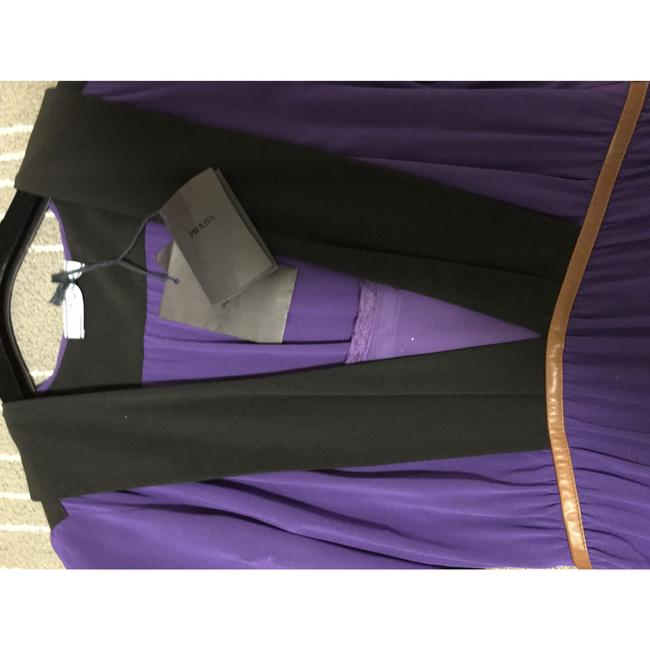 Purple Maxi Dress by Prada Image 1