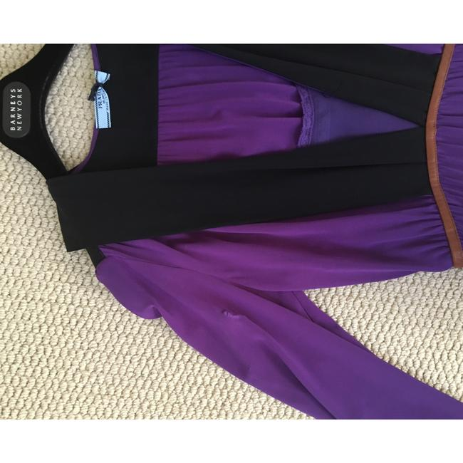 Purple Maxi Dress by Prada Image 9
