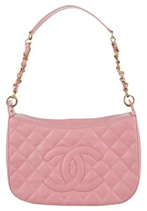 Chanel Timeless Hobo Cc Pochette Camera Shoulder Bag