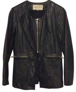 Twenty8Twelve Leather Lambskin Leather Jacket
