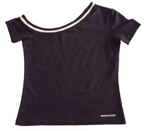 Versace sport Top Black