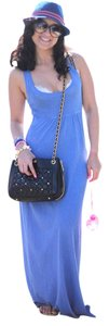 Blue Maxi Dress by James Perse Maxi Boho