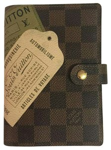 Louis Vuitton Louis Vuitton Limited Edition Agenda PM