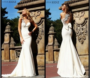 Tarik Ediz 92092 Wedding Dress