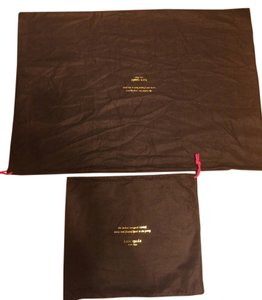 Kate Spade 2 Kate Spade Dust Bags with logo and quote