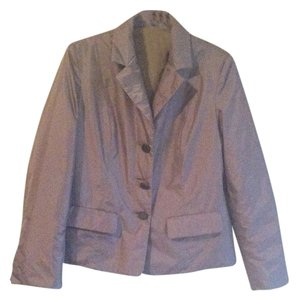 Talbots Rain Short Brown Jacket