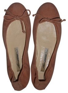 Brian Atwood Nude Flats