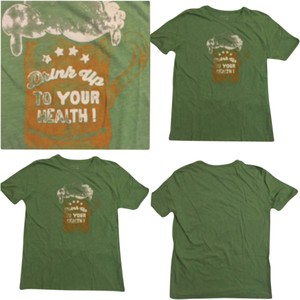 Lucky Brand T Shirt Green