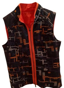 SPANNER Quilted Puffer Reversible Vest
