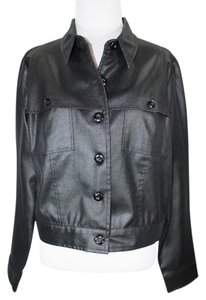 XOXO Shimmer Black Jacket