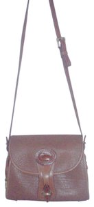 Dooney & Bourke All Weather Leather Style Cross Body Bag