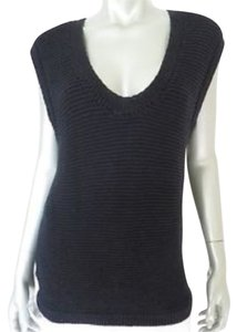 BCBGMAXAZRIA Knit Sleeveless Sweater