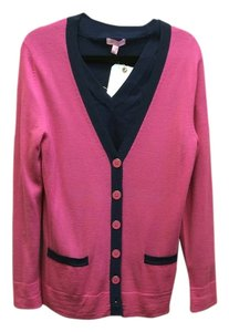 Lilly Pulitzer Wool Sweater 2pc Cardigan