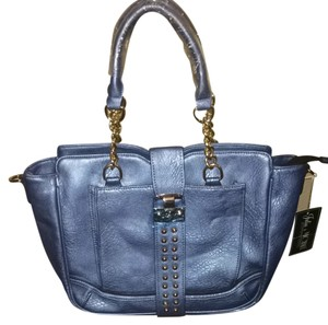Julia & Michael Satchel in Blue